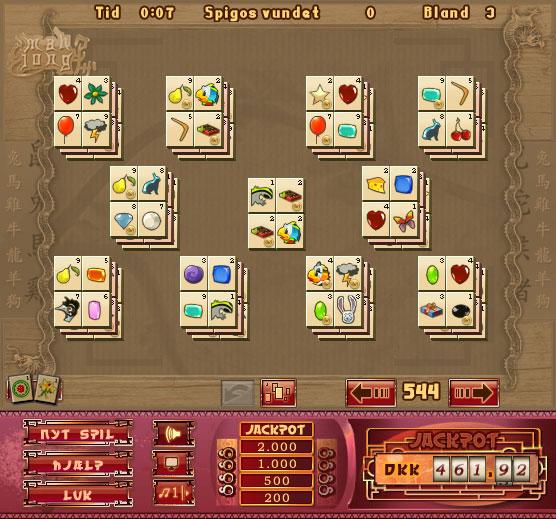 mahjong familie