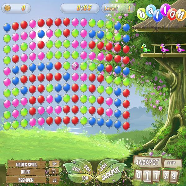ballon spiele kostenlos